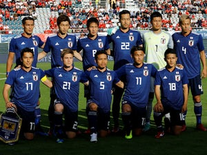 Team News: Shinji Okazaki named in Japan XI