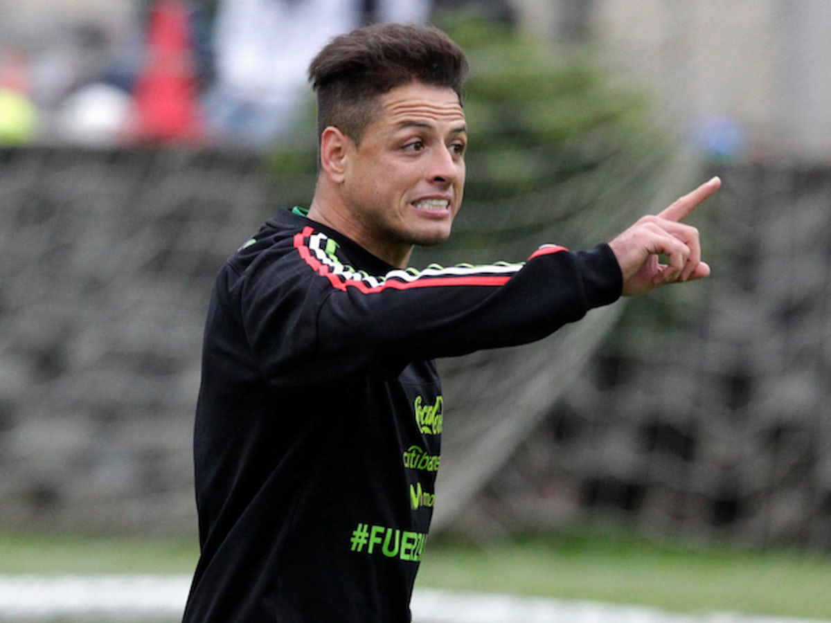 check out 9160b db40b Result: Javier Hernandez grabs winner as West Ham United ...
