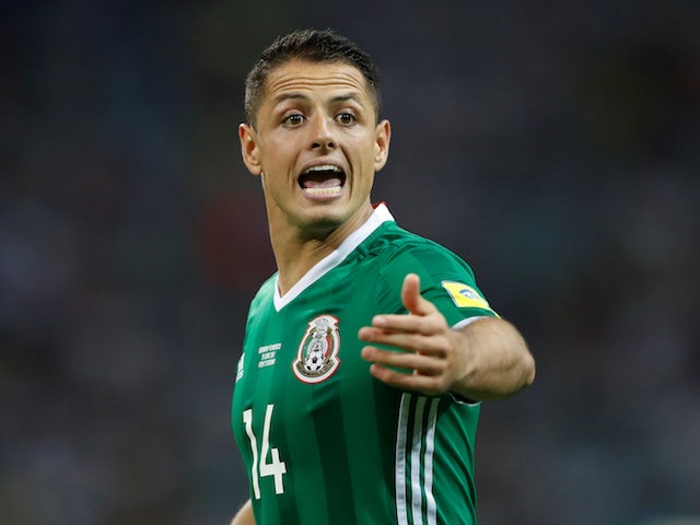 Result: Vela, Hernandez score in Mexico win
