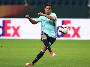 Justin Kluivert to Roma