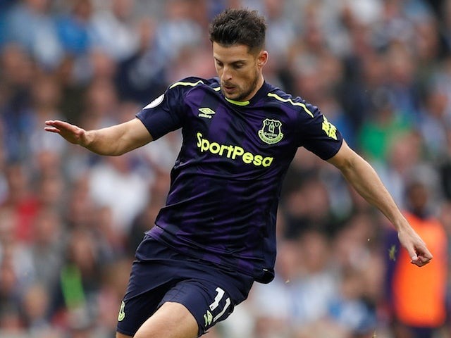 Kevin Mirallas 'set for showdown talks'