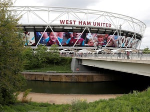 West Ham show off claret carpet