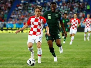 Luka Modric: 'Pressure is on Argentina'