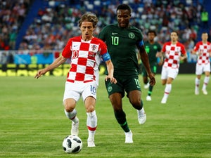 Croatia ease past lacklustre Nigeria