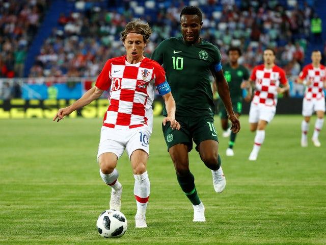 Luka Modric: 'Pressure is on Argentina'