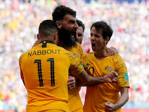 Jedinak: 'Almighty effort from Australia'