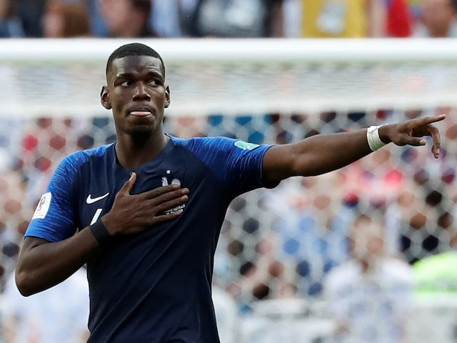 Juventus 'could re-sign Paul Pogba'