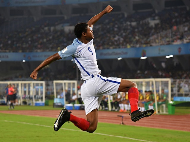 Liverpool ready to promote Brewster?