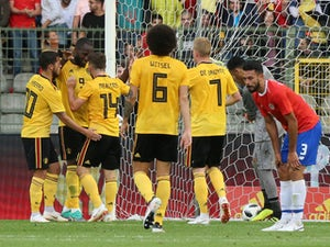 Belgium maintain momentum with convincing win