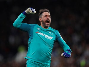 Man City in shock talks for Derby keeper?