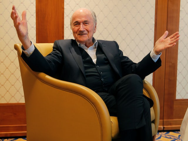 Blatter: 'England should host 2030 WC'