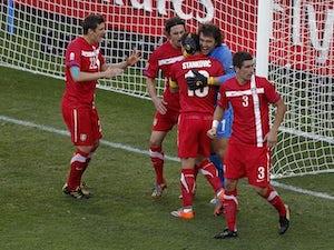 Team News: Serbia start Kostic against Switzerland