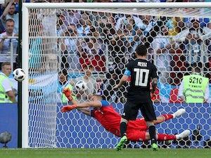 Halldorsson: 'I did homework on Messi'