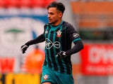 Sofiane Boufal in action for Southampton in the FA Cup on March 18, 2018