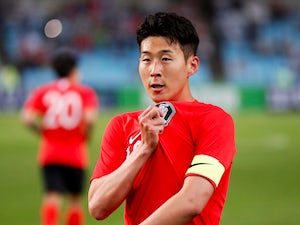 Team News: Son, Hernandez start as South Korea face Mexico