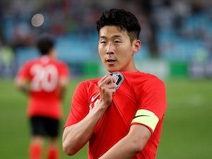 Team News: Son, Hernandez start as South Korea face Mexico