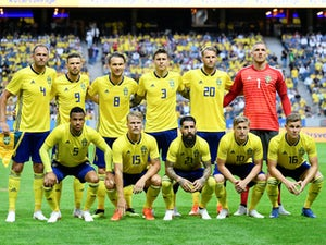 Sweden players forced to evacuate hotel