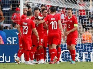 Switzerland into last 16 with Costa Rica draw