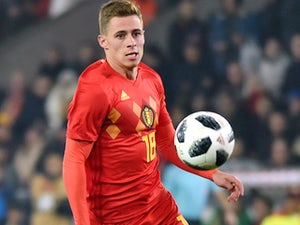 Thorgan Hazard: 'Eden blamed me for injury'
