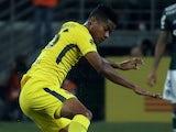 Wilmar Barrios in action for Boca Juniors on April 12, 2018