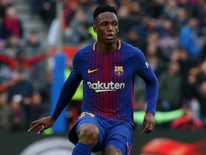 Betis 'to beat Liverpool to Yerry Mina'