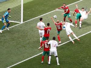 Ronaldo nets as Portugal beat Morocco