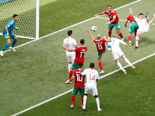 Result: Ronaldo nets as Portugal beat Morocco