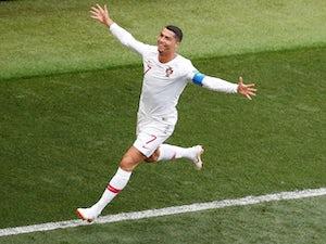 Referee criticised for requesting Ronaldo's shirt