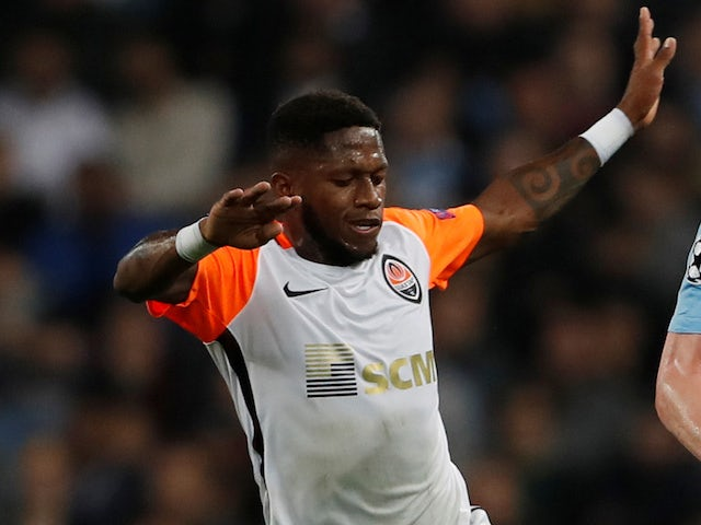 Mourinho discusses Fred's midfield role