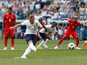 Kane nets hat-trick in Panama demolition
