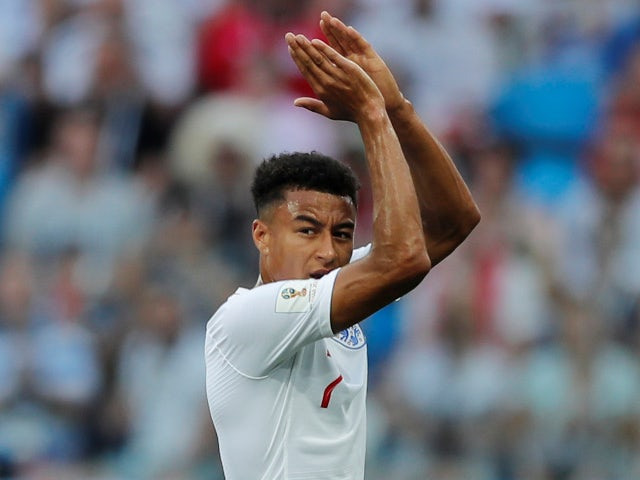 Lingard pays tribute to Southgate