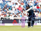 England's Jonny Bairstow in action in the fifth ODI against Australia on June 24, 2018