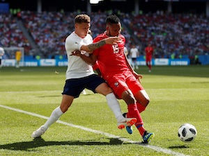 Trippier: 'Loss has not affected England mood'