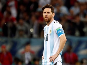 Messi 'told Sampaoli to drop two players'
