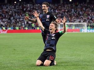 Luka Modric: 'Croatia must stay focused'