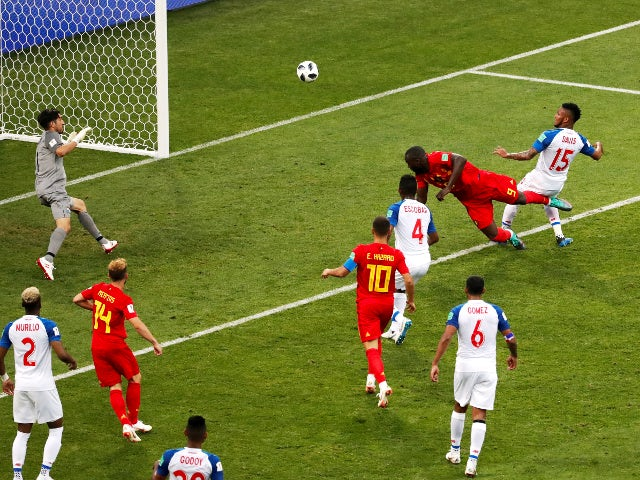 Result: Lukaku stars as Belgium beat Panama