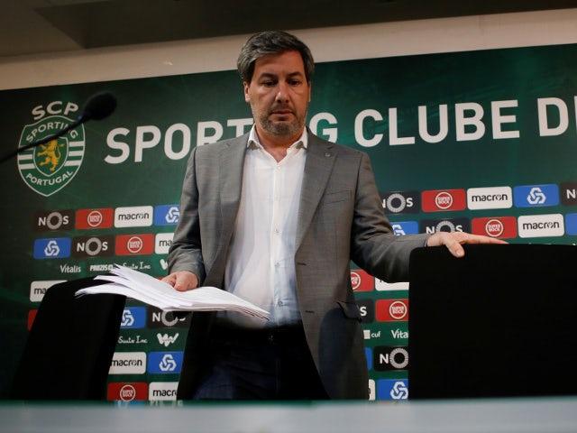 De Carvalho to step down as Sporting president