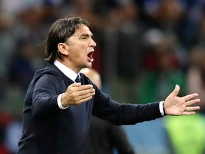 Dalic praises Croatia performance