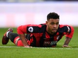 Bournemouth's Joshua King during the match against Huddersfield Town on November 18, 2017