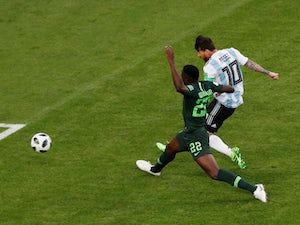 Picture of the day: Lionel Messi scores wonder goal against Nigeria