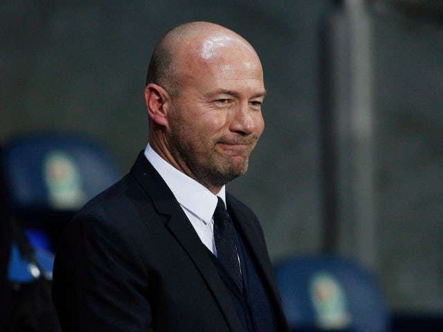 Alan Shearer pictured on December 14, 2015