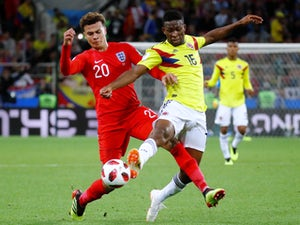 England vs. Colombia attracts 24m viewers