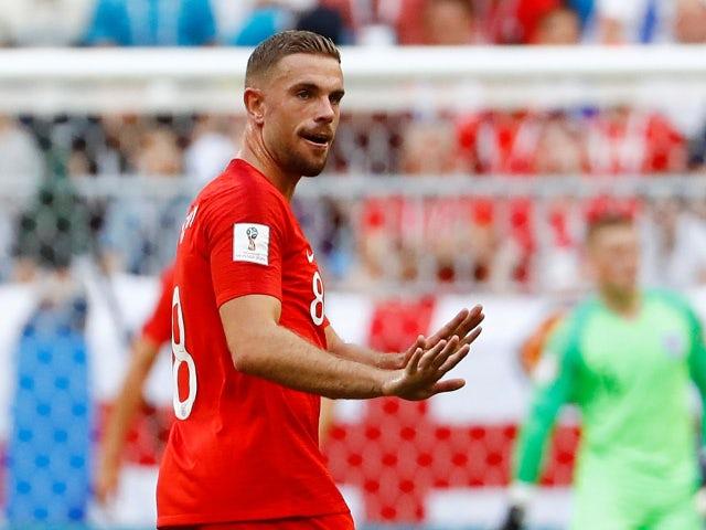 Henderson reveals hamstring injury