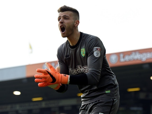 Southampton 'close in on Angus Gunn'