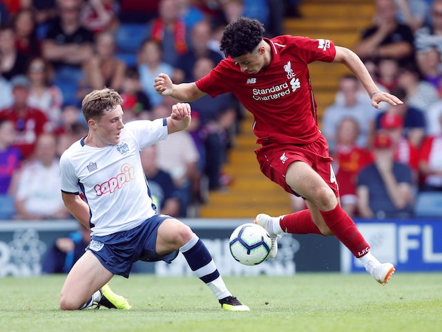 Result: Liverpool fire blank in Bury stalemate