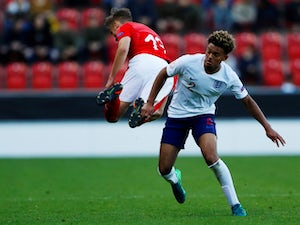 Man United after England Under-17s defender?