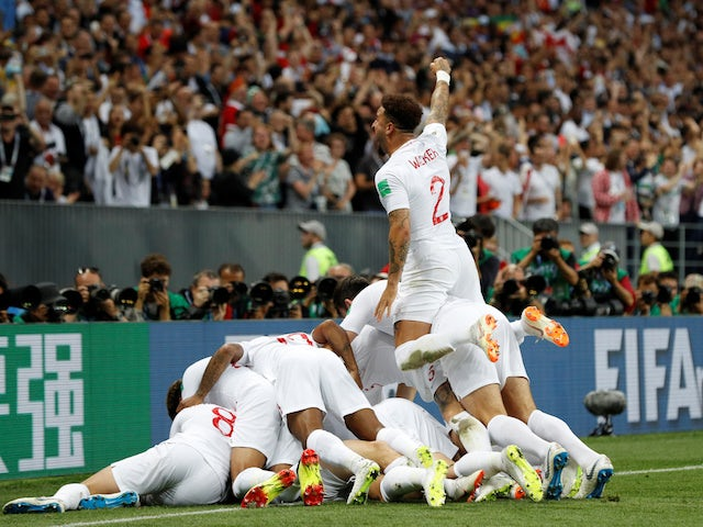 FIFA charges FA over England chants