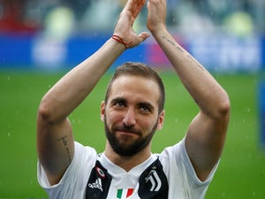 Juventus 'open to Gonzalo Higuain sale'