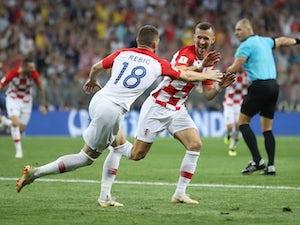 "Ferdinand hails ""outstanding"" Perisic"