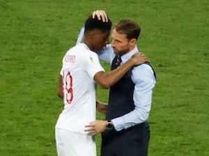 Southgate: 'Mourinho rates Rashford'